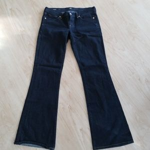 Citizens of Humanity Jeans Low Waist Flare USA